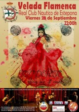 Cartel Recital Tenderete